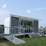 6m superlow exhibition trailer